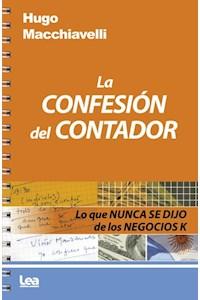 Papel La Confesion Del Contador