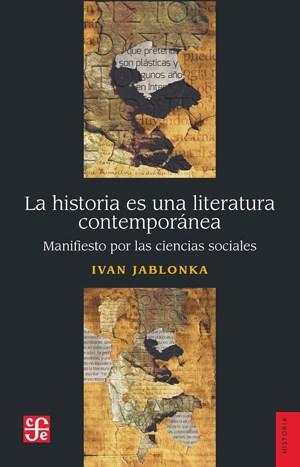 Papel La Historia Es Una Literatura Contemporánea