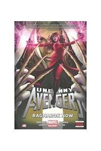 Papel Uncanny Avengers #04