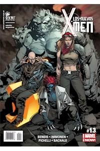 Papel Los Nuevos X-Men 13 Marvel Now!