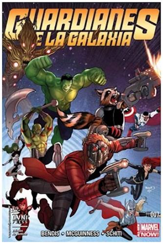 Papel Guardianes De La Galaxia 7