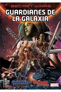 Papel Secret Wars #6 - Guardianes De La Galaxi