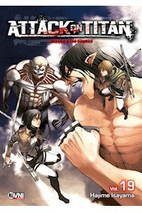 Papel Attack On Titan 19