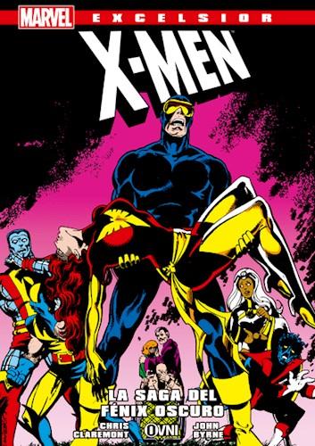 Papel Excelsior X-Men - La Saga Del Fenix Oscuro