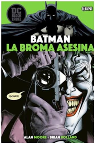 Papel Batman, La Broma Asesina -Dc Black Label-