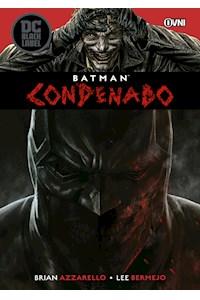 Papel Black Label - Batman Condenado