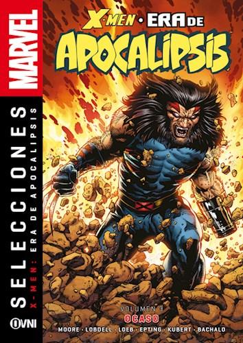 Papel Selecciones Marvel. X- Men, La Era De Apocalipsis Vol.3