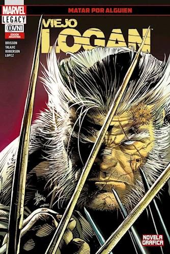 Viejo Logan Vol  8  Matar Por Alguien
