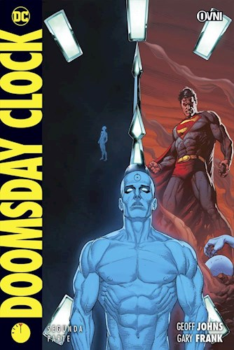 Libro Doomsday Clock Segunda Parte
