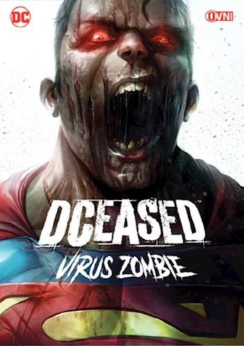 Libro Dceaser Virus Zombie