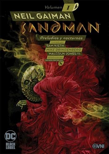 Libro Sandman Vol 1