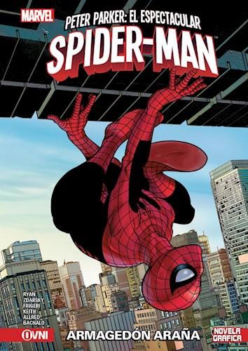Libro Peter Parker: El Espectacular Spiderman Vol .4