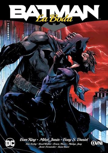 Papel Batman, La Boda