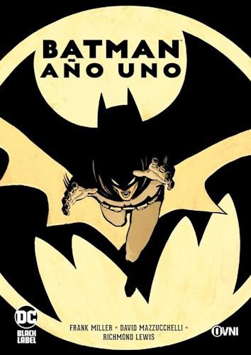 Papel Batman Año Uno