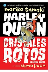 Papel Harley Quinn - Cristales Rotos