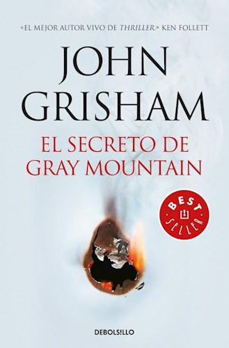 Papel SECRETO DE GRAY MOUNTAIN (BOLSILLO)