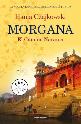 Papel Morgana El Camino Naranaja Nuevo