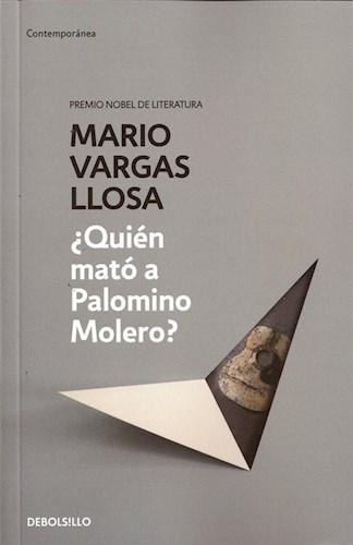 Papel QUIEN MATO A PALOMINO MOLERO (COLECCION BEST SELLER) (BOLSILLO)