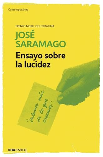 Papel ENSAYO SOBRE LA LUCIDEZ (COLECCION CONTEMPORANEA) (BOLSILLO)