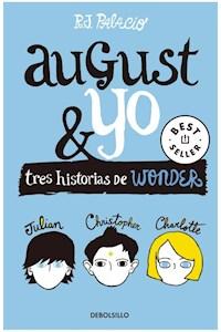 Papel Wonder. August Y Yo