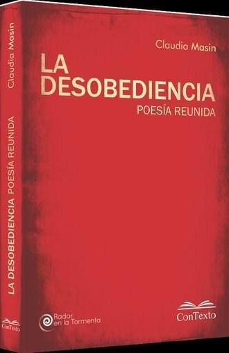 Papel LA DESOBEDIENCIA -POESÍA REUNIDA-