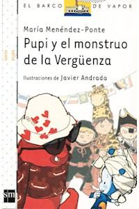 Papel Pupi Y El Monstruo De La Vergüenza - Serie Blanca