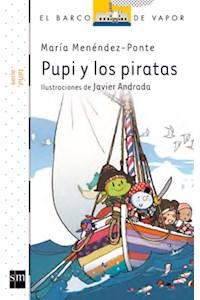 Papel Pupi Y Los Piratas - Serie Blanca