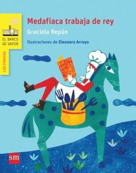 Libro Medafiaca Trabaja De Rey