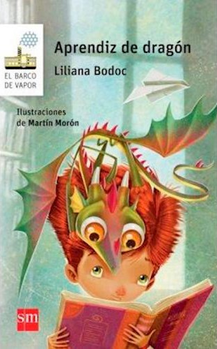 Libro Aprendiz De Dragon