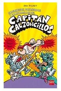 Papel Superjuegos, Pasatiempo Y Chascarrillos Del Capitán Calzoncillos