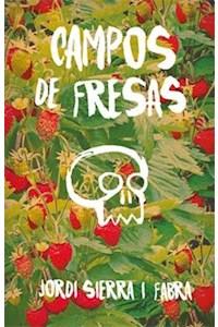 Papel Campos De Fresas