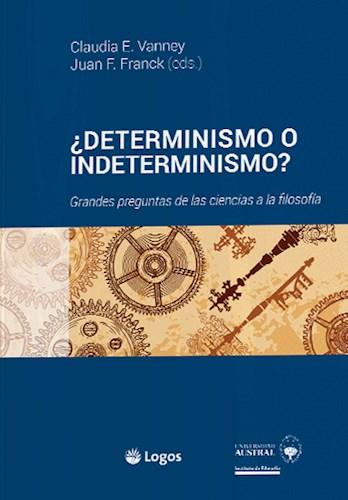 Libro Determinismo O Indeterminismo?