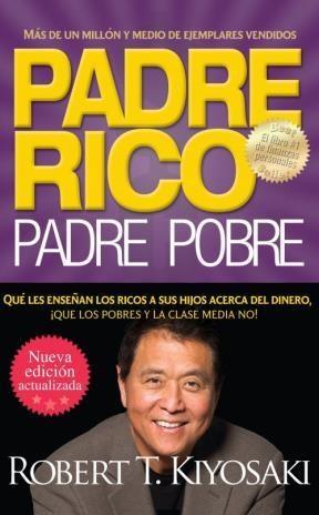 Papel Padre Rico Padre Pobre (Nueva Edición Trade)