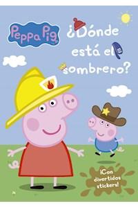 Papel Donde Esta El Sombrero