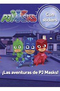 Papel Aventuras De Pj Masks, Las