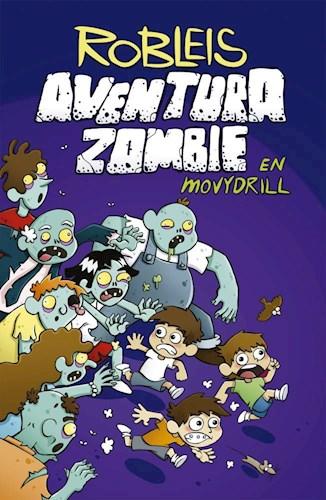 Libro Aventura Zombie En Movydrill