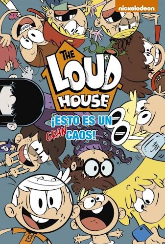 Libro 2. The Loud House : Esto Es Un Gran Caos !
