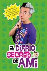 Libro El Diario Secreto De Ami