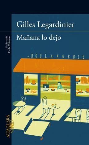 Libro Mañana Lo Dejo
