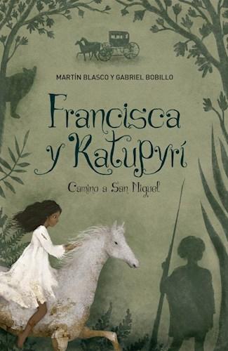 Papel FRANCISCA Y KATUPYRI CAMINO A SAN MIGUEL (RUSTICO)