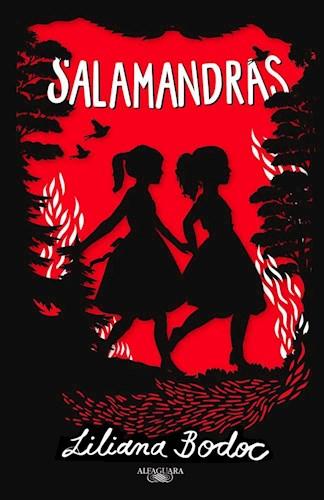 Libro Salamandras (Elementos 2)
