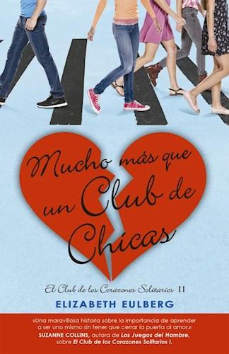 Libro Mucho Mas Que Un Club De Chicas