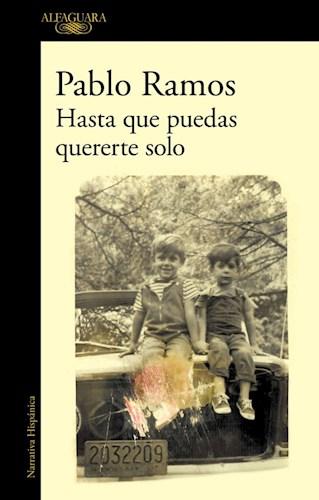 Libro Hasta Que Puedas Quererte Solo