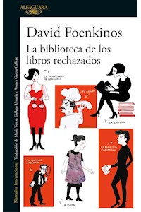 Papel Biblioteca De Los Libros Rechazados, La
