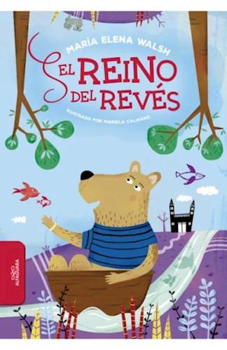 Papel REINO DEL REVES (SERIE ROJA) (+7 AÑOS) (ILUSTRADO) (COLECCION BIBLIOTECA INFANTIL Y JUVENIL)