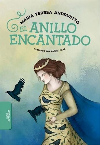 Papel ANILLO ENCANTADO (ILUSTRADO) (BIBLIOTECA INFANTIL Y JUVENIL)