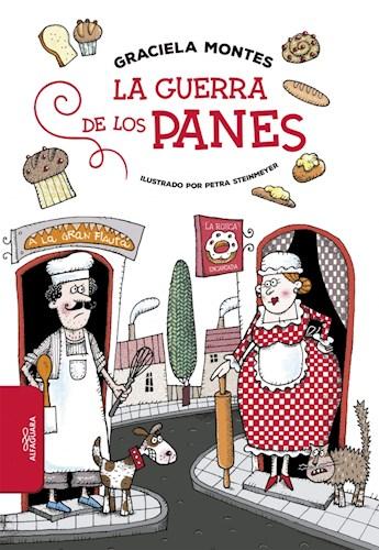 Papel GUERRA DE LOS PANES (BIBLIOTECA INFANTIL Y JUVENIL) (+7 AÑOS) (ILUSTRADO)