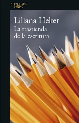 Papel TRASTIENDA DE LA ESCRITURA (COLECCION NARRATIVA HISPANICA)