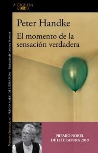 Libro El Momento De La Sensacion Verdadera