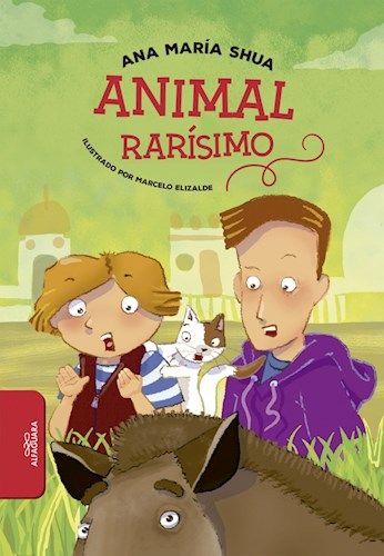 Libro Animal Rarisimo